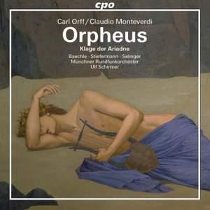 Orff/Monteverdi: Orpheus