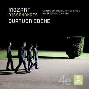 Mozart: Dissonances
