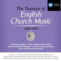 The Treasury of English Church Music