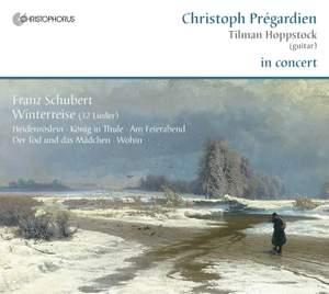 Schubert: Lieder & Songs from Die Winterreise