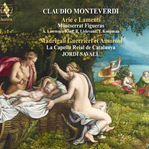 Monteverdi: Arie et Lamenti; Madrigali Guerrieri et Amorosi Product Image