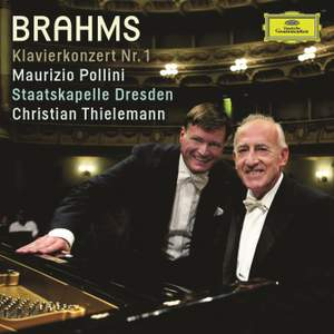 Brahms: Piano Concerto No. 1 in D minor, Op. 15 Product Image