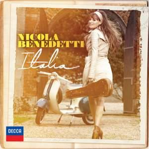 Nicola Benedetti: Italia Product Image