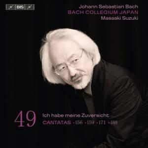 Bach - Cantatas Volume 49