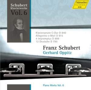 Schubert - Piano Works Volume 6