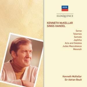 Kenneth McKellar sings Handel
