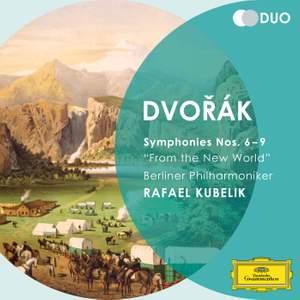 Dvorák: Symphonies Nos. 6 - 9 Product Image