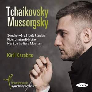 Kirill Karabits conducts Tchaikovsky & Mussorgsky