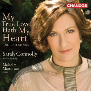 My True Love Hath My Heart: English Songs Product Image