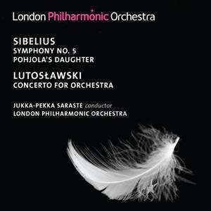 Jukka-Pekka Saraste conducts Sibelius & Lutosławski