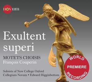 F. Couperin: Exultent superi Product Image