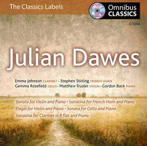 Julian Dawes: Chamber Music Product Image