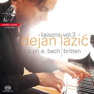 Volume 3 - CPE Bach & Britten Product Image