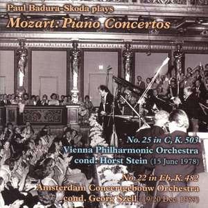 Paul Badura-Skoda plays Mozart