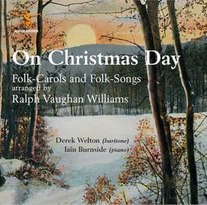 Vaughan Williams: On Christmas Day Product Image