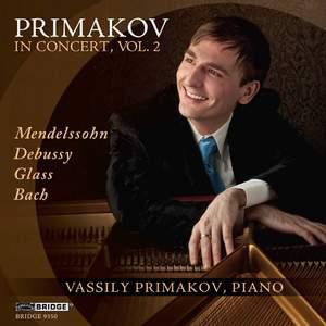 Primakov in Concert, Volume 2