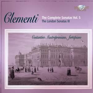 Clementi - The Complete Sonatas Volume 5