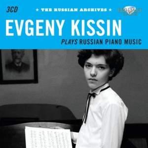 Kissin plays Russian Music