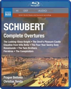 Schubert: Complete Overtures