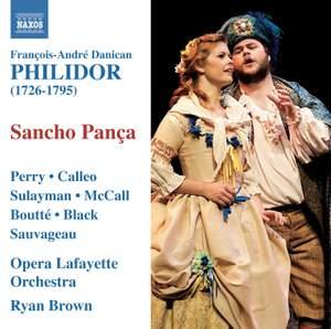 Philidor, F-A: Sancho Pança