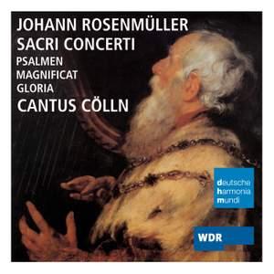 Johann Rosenmüller: Sacri Concerti Product Image