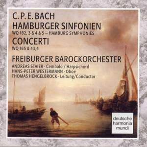 C.P.E. Bach: Hamburger Sinfonien & Concerti