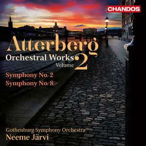 Atterberg: Orchestral Works, Vol. 2