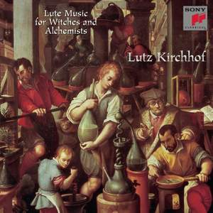 Lute Music for Witches and Alchemists