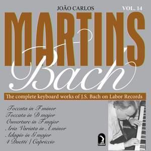 JS Bach: Keyboard Works, Vol. 14
