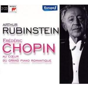 Arthur Rubinstein plays Frédéric Chopin