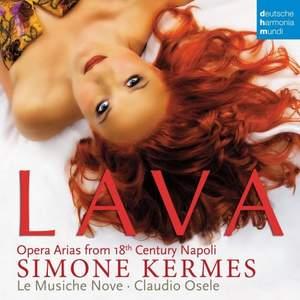 Lava - Opera Arias From 18th Century Napoli - Vinyl Edition