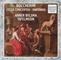 Boccherini: Cello Concertos & Sinfonias