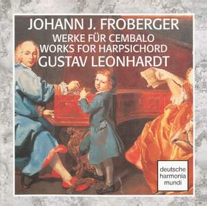 Froberger: Works For Harpsichord