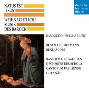 Natus est Jesus: Baroque Christmas Music