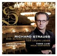 Strauss: Eine Alpensinfonie & Four Last Songs