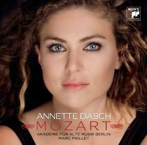 Annette Dasch sings Mozart