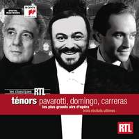 Ténors: Pavarotti, Domingo, Carreras