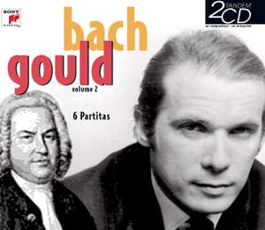 Glenn Gould plays Bach: Volume 2