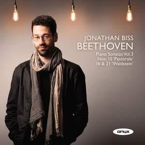 Beethoven: Piano Sonatas Volume 3