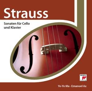 Strauss & Britten: Cello Sonatas