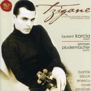 Tzigane: Musique d'Europe Central