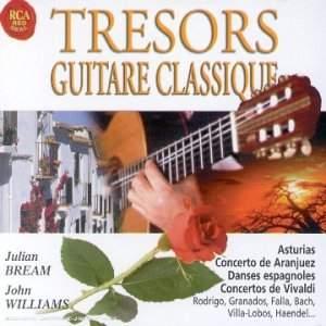 Tresors de la Guitare Classique