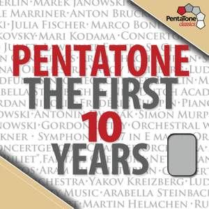 Pentatone: The First Ten Years Product Image