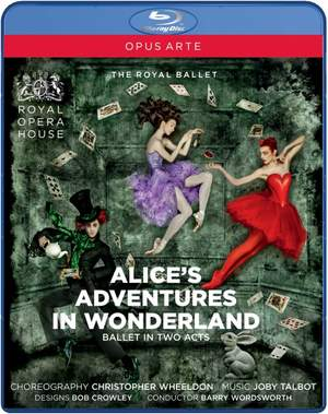 Talbot, J: Alice's Adventures in Wonderland
