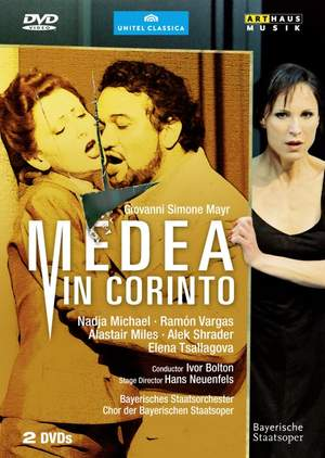 Mayr: Medea in Corinto Product Image