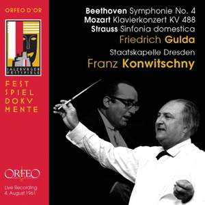 Franz Konwitschny conducts Beethoven, Mozart & Strauss