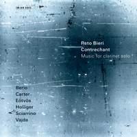 Contrechant: Music for Solo Clarinet