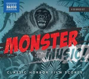 Monster Music: Classic Horror Film Scores