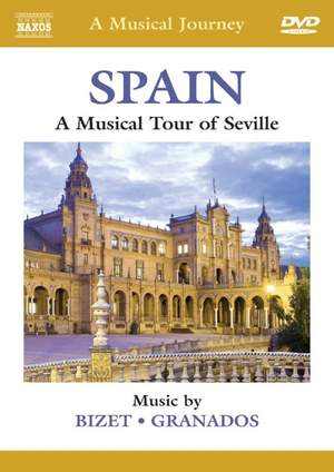 Spain: A Musical Tour of Seville Product Image