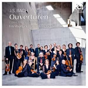 JS Bach: Overtures